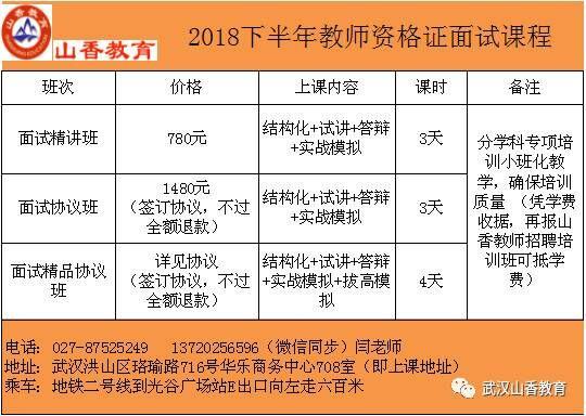 湖北武汉教师资格证面试课程.jpg